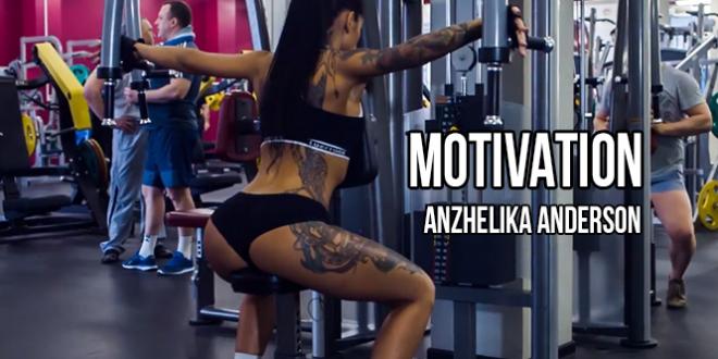 Anzhelika Anderson motivation fitness