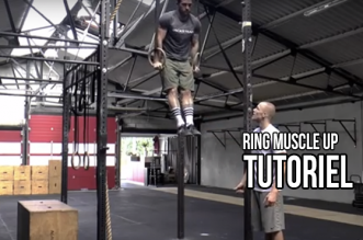 tuto video muscle up anneaux